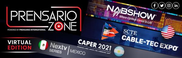 Prensario Zone Jornadas - Cono Sur - Septiembre 2021